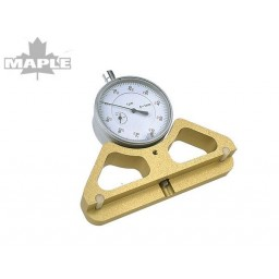 Maple Radius Gauge